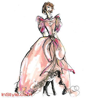 kristen stewart bella wedding dress. Bella#39;s wedding gown for