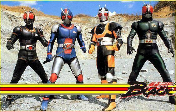 AKSIEN TV: Free Download Film KAMEN RIDER RX (Satria Baja Hitam)