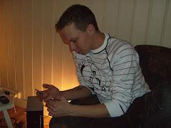 Jan Erik, vår eldste sønn, 26 år.