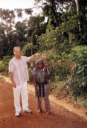 En la selva de guinea