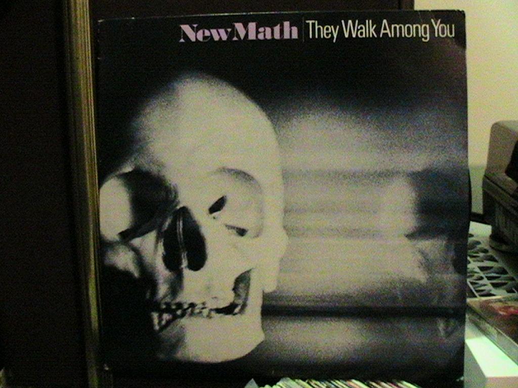 New Math They Walk Among You
