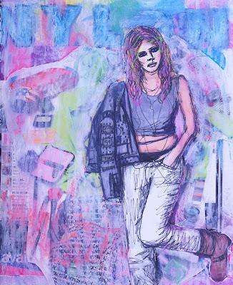 art by Liz Blair