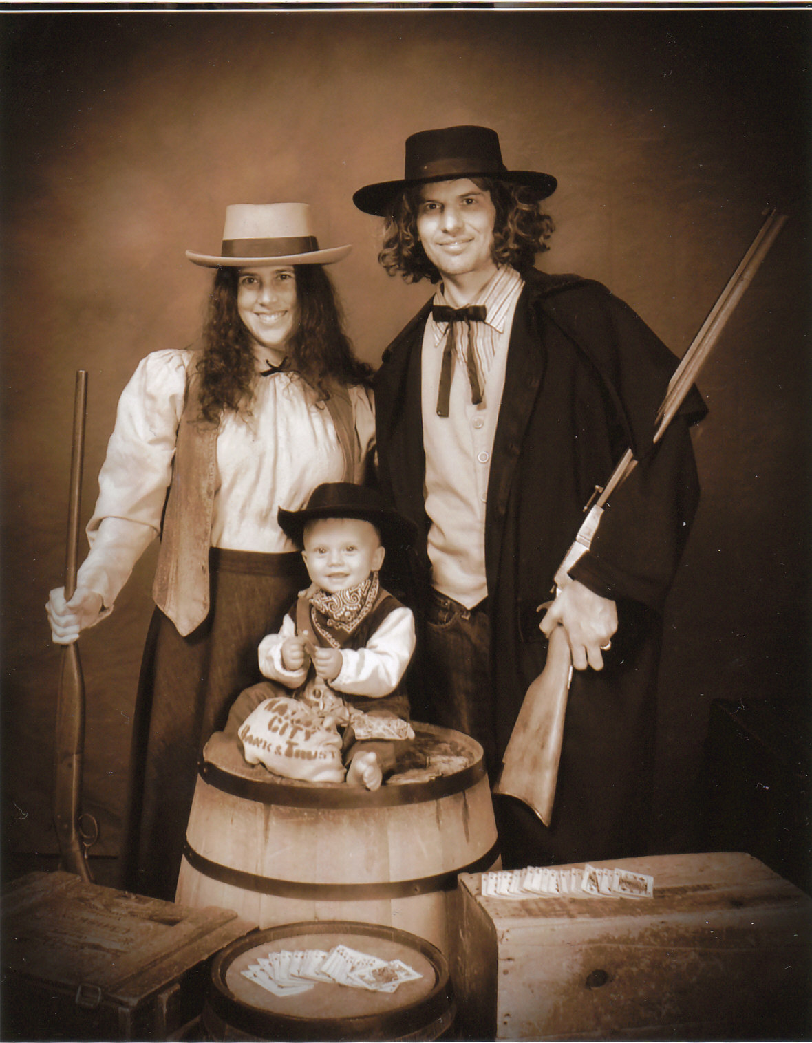 Oakley Family