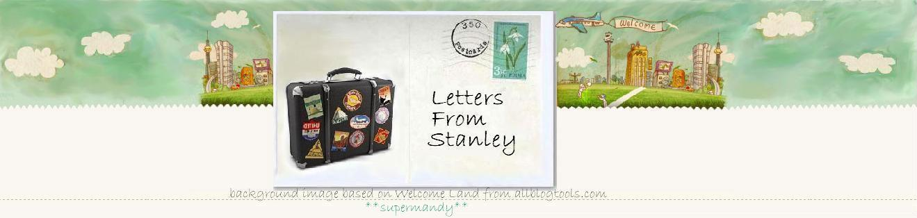 Letters From Stanley