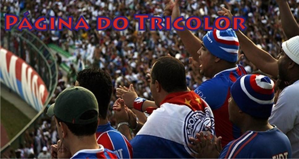 Página do Tricolor