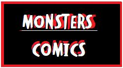 Monsters Comics