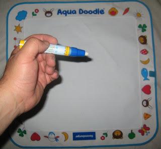 Aqua Doodle as Presentation Tool