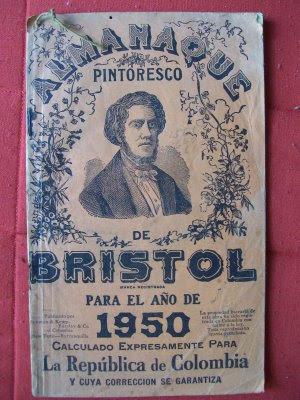 Almanaque Bristol Almanaque De Bristol El Almanaque De Los
