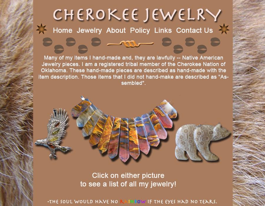 Cherokee Indian Symbols