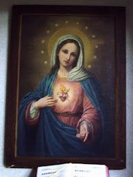 痛苦聖母畫像