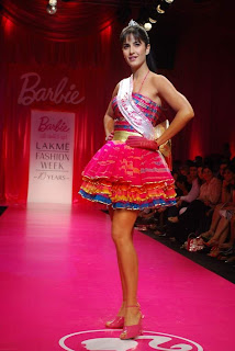 katrina kaif as Barbie Girl
