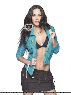 megan fox elle photoshoot
