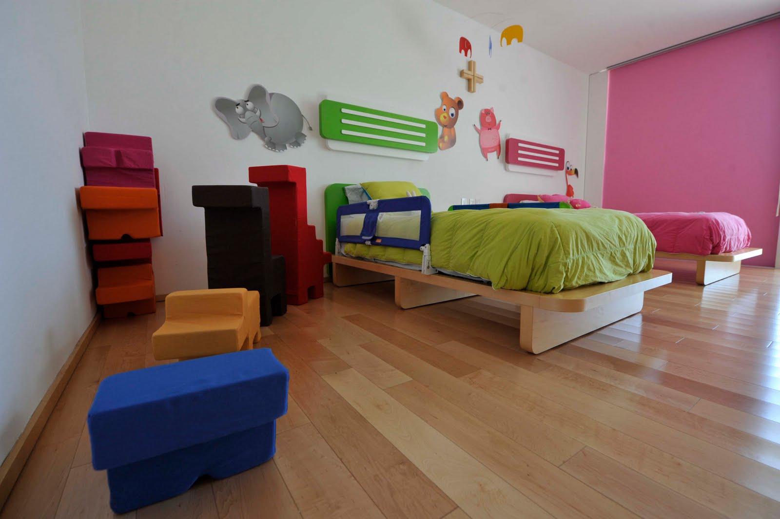 Cubo 3 taller de dise o agosto 2010 - Diseno habitacion infantil ...