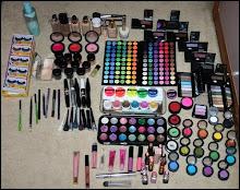Colecciones de maquillaje!