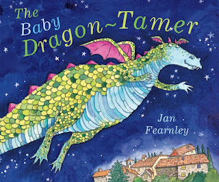 Become a fan on Facebook and win a copy of the Baby Dragon Tamer
