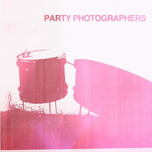 self titled party photogrphers 7""