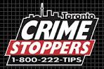 COP GOSSIP ENCOURAGES YOU TO JOIN US AND SUPPORT TORONTO CRIME STOPPERS.