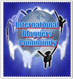 International Blogger Community Award