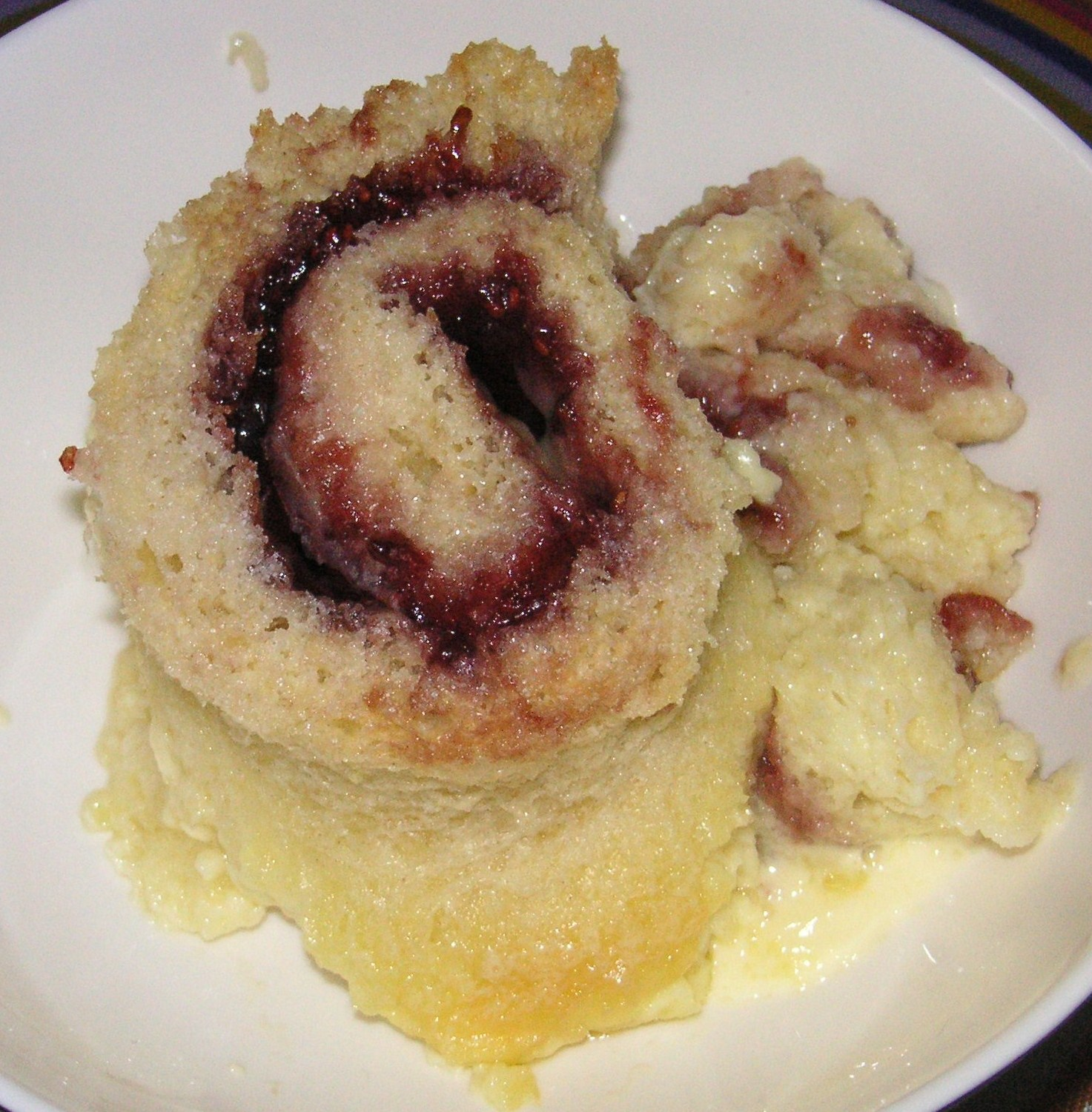 ... lemon sauce recipes dishmaps blackberry roly poly with sliced lemon