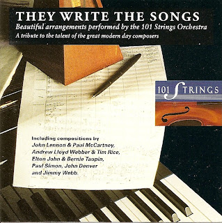 101 Strings Orchestra - They Write the Songs