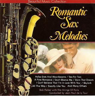 The Strings of Paris - Romantic Sax Melodies - Conducted by Jean Paul de La Tour