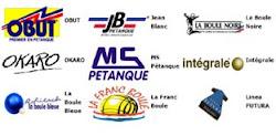Petanque Boules