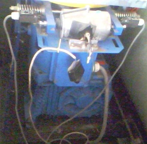 Aplikasi Motor Induksi Pada Eskalator/Travolator - motor penggerak eskalator