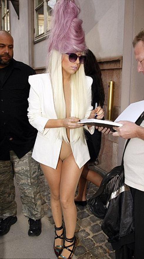 Foto Lady Gaga Bugil Telanjang Bulat