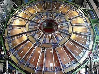 صادم الهادرون الكبير Large Hadron Collider
