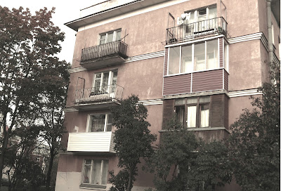 хрущёвка, дом, квартиры, Хрущев