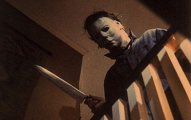 хэллоуин, майкл майерс, фильм ужасов, карпентер, нож, слэшер