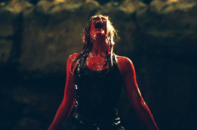 фильм ужасов, страшный, спуск