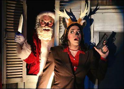 всем спокойной ночи, новогодние фильмы ужасов, рождественские ужасы