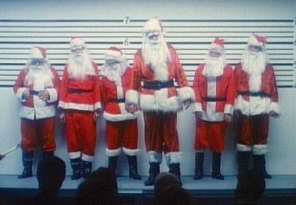 новогодние ужасы, рождественские фильмы ужасов, ты лучше смотри в оба