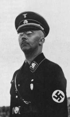 генрих гиммлер, нацист, сподвижник гитлера, сс, холокост, вторая мировая война, германия, нацистская германия, создатель холокоста