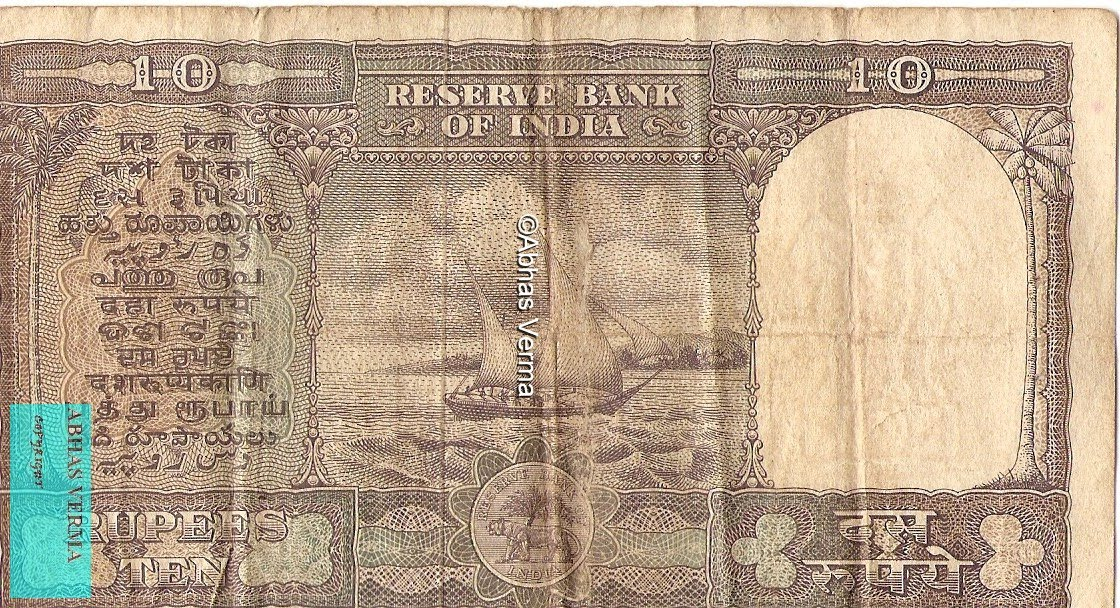 1 Rupee Note 1985 Price to Issue 1 Rupee Notes