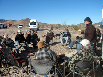 An RTR 2011 Seminar - Photo lifted from RVlyeverafter.blogspot.com