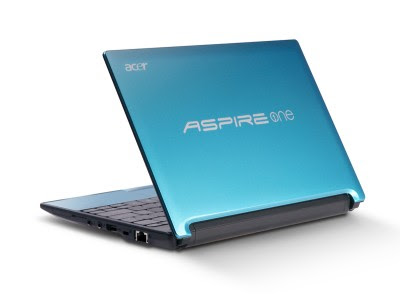 free laptop aer aspire one D255