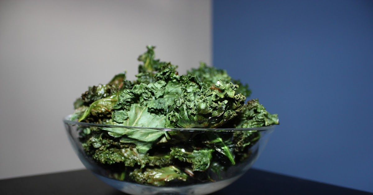 Baked Kale Chips - Cynthia's Healthy Recipes