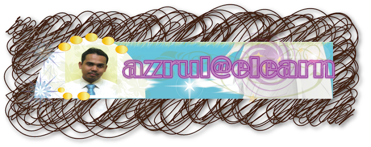 ::Welcome:: azrul@elearn