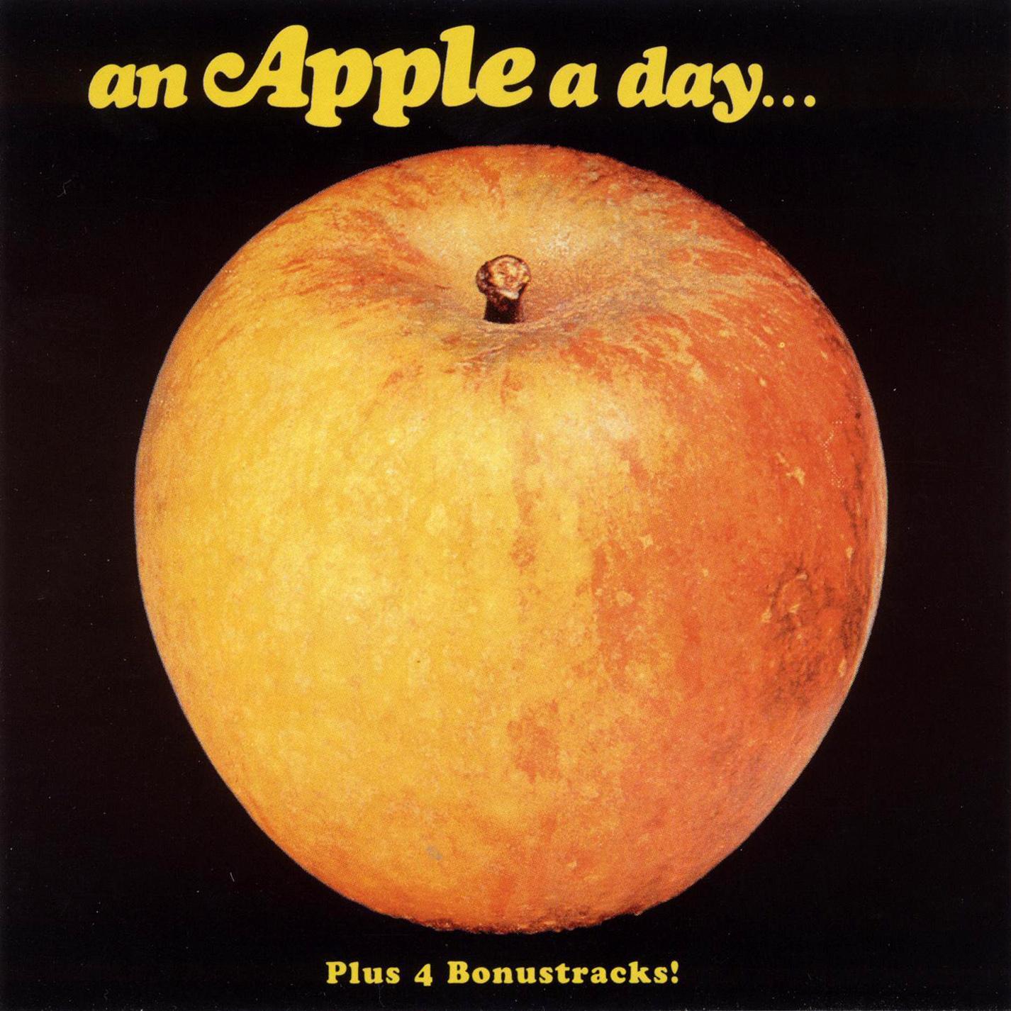 FLOOR =-: Apple - An Apple A Day (1969)