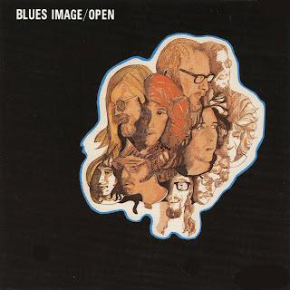 Blues Image - Open (1970)