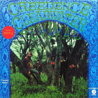 Creedence Clearwater Revival - Selftitled (1968)