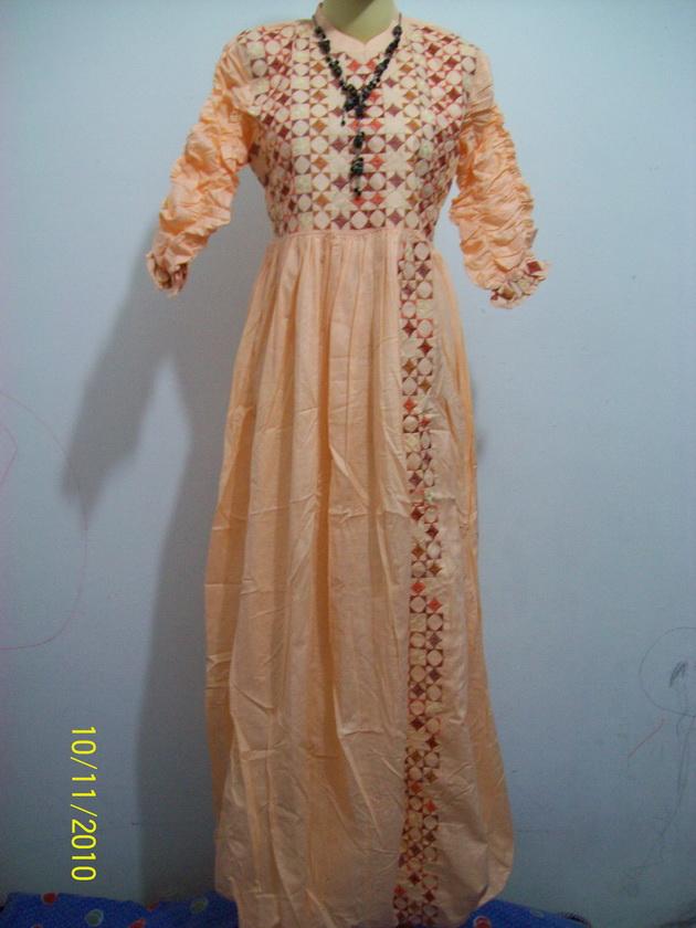 Gamis Cantik Untuk Muslimah Gamis Yang Cantik Dan Gaya