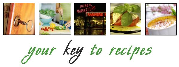 Your KEY To Recipes