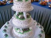 kek kahwin