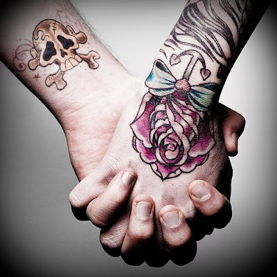 tattoos on hands and wrists for girls. Exotic Wrist Tattoos For Girls