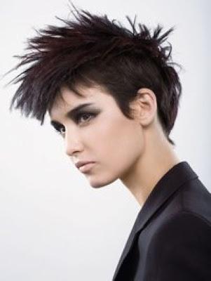 Short Punk Style Haircuts