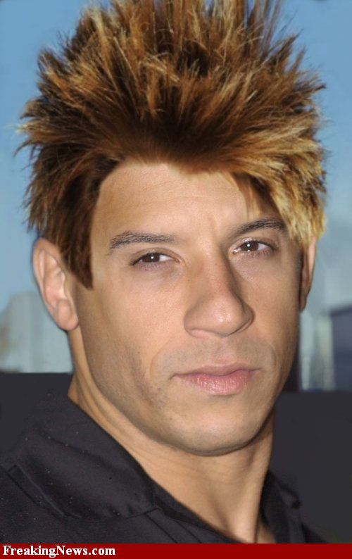 fashion hairstyles for men. cool punk hairstyles.