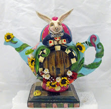 Mad Hatters Teapot